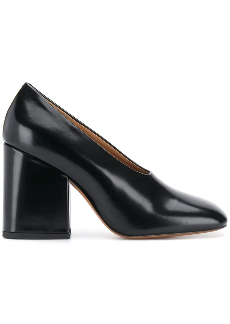 Marni high wedge pumps