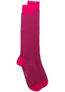 Marni houndstooth socks