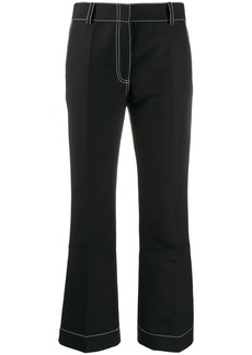 Marni kick-flare tailored trousers