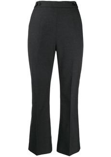 Marni kickflare tailored trousers