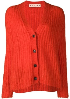 Marni knitted cardigan