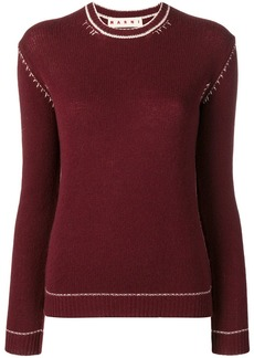 Marni knitted sweatshirt
