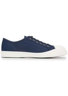 Marni lace-up plimsole sneakers