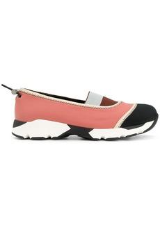 Marni laceless colour block sneakers