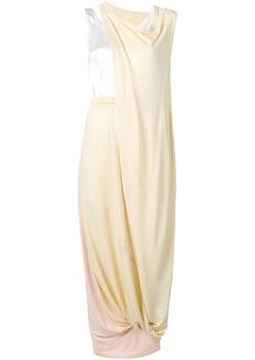 Marni layered jersey dress