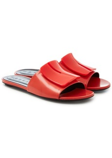 Marni Leather Sandals