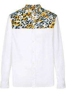 Marni leopard print shirt