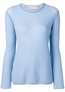 Marni light ribbed sweater