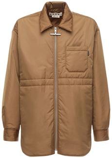 Marni Lightweight Padded Nylon Jacket