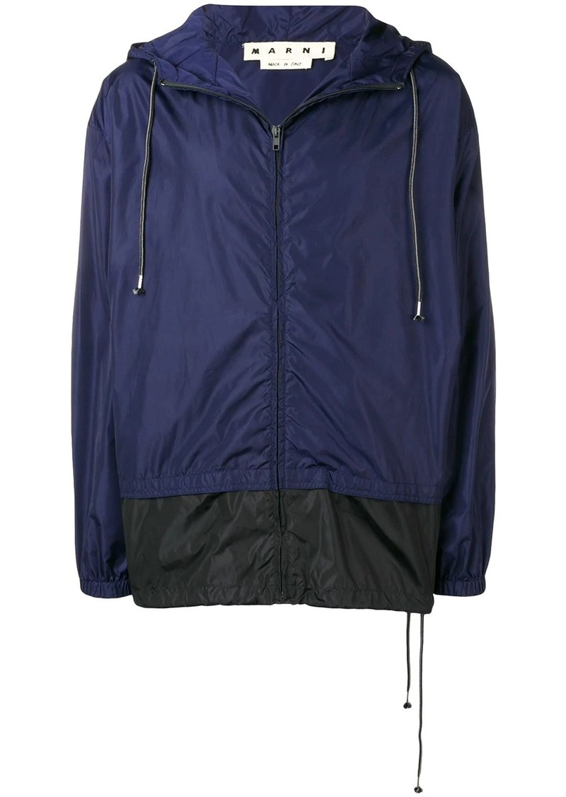 Marni lightweight rain jacket