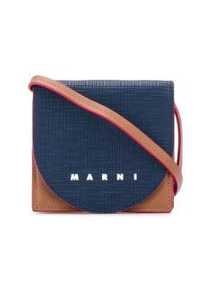 Marni logo print bag