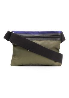 Marni logo shoulder bag