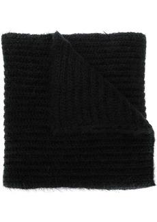 Marni long chunky knit scarf