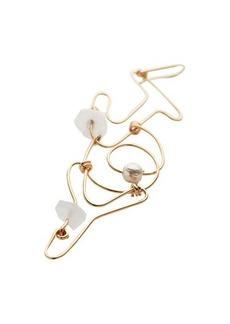 Marni Long drop earring