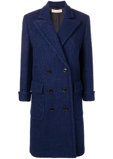 Marni long pea coat