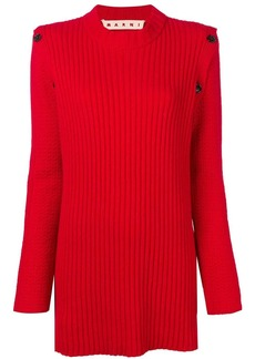 Marni long rib sweater