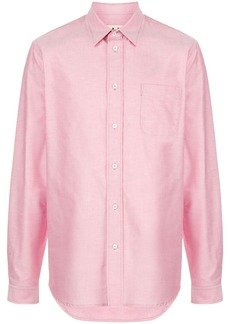 Marni long-sleeved shirt