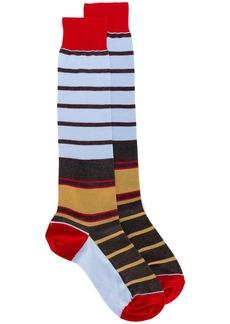Marni long striped socks