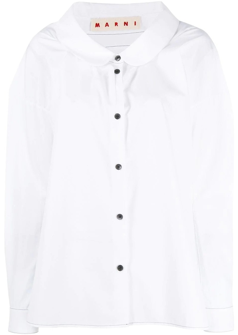 Marni loose button-up shirt