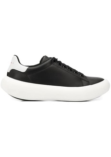 Marni low lace up sneakers