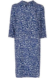 Marni Lylee crepe dress