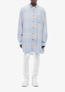 Marni Macro Check Toile Shirt
