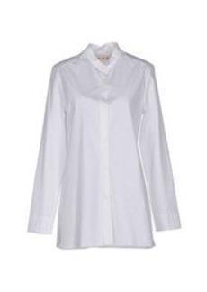 MARNI - Solid color shirts & blouses