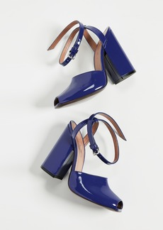 Marni Ankle Strap Sandal Pumps