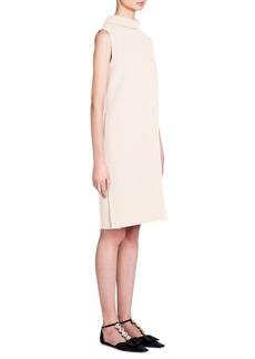 Marni Backwards Wool Dress