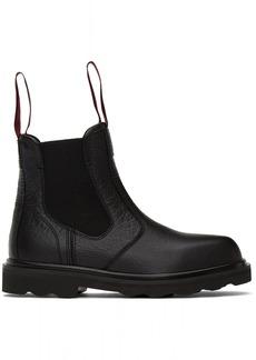 Marni Black Etopia Chelsea Boot
