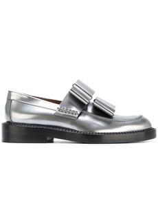 Marni bow-embellished loafers