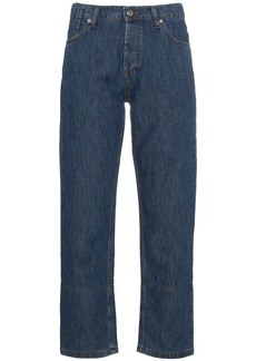 Marni boyfriend straight leg jeans - Blue