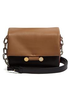 Marni Caddy leather cross-body bag