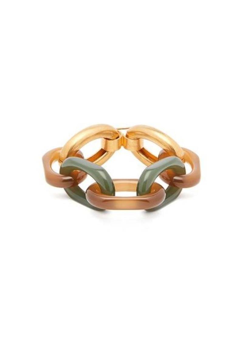 Marni Chunky chain-link bracelet