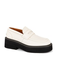 Marni Chunky Leather Loafers