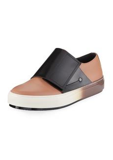 Colorblock Platform Skate Sneaker