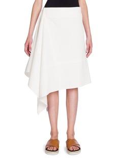 Marni Cotton Asymmetric Skirt