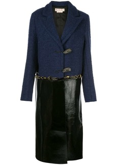 Marni two-toned coat