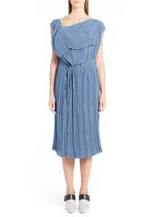 Marni Crepe Midi Dress