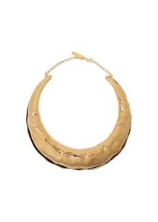Marni Crescent necklace