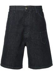 Marni dropped crotch denim shorts