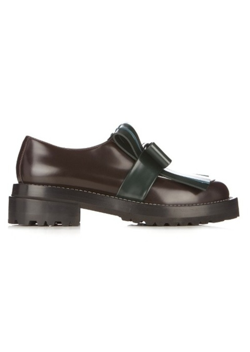 Marni Fringed loafers SDRuxaP