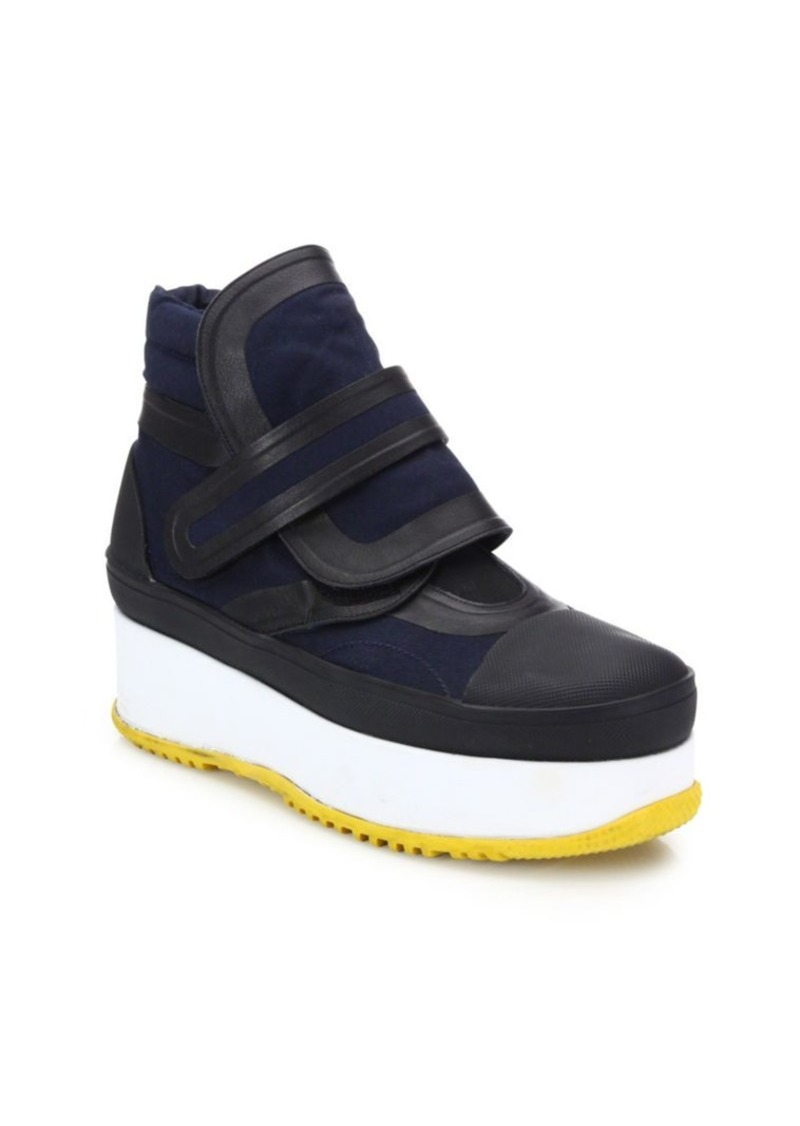 3c1aceb8baba Marni Marni Grip-Tape Platform Sneakers