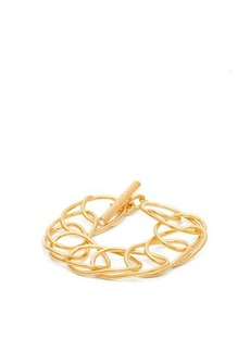 Marni Interlocking-loop bracelet
