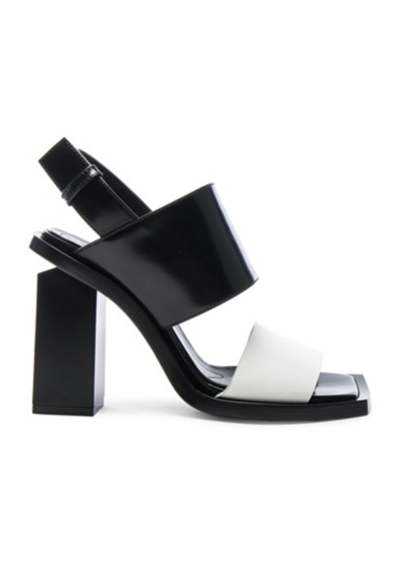 Marni Leather Heels