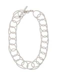 Marni Looped open-chain necklace