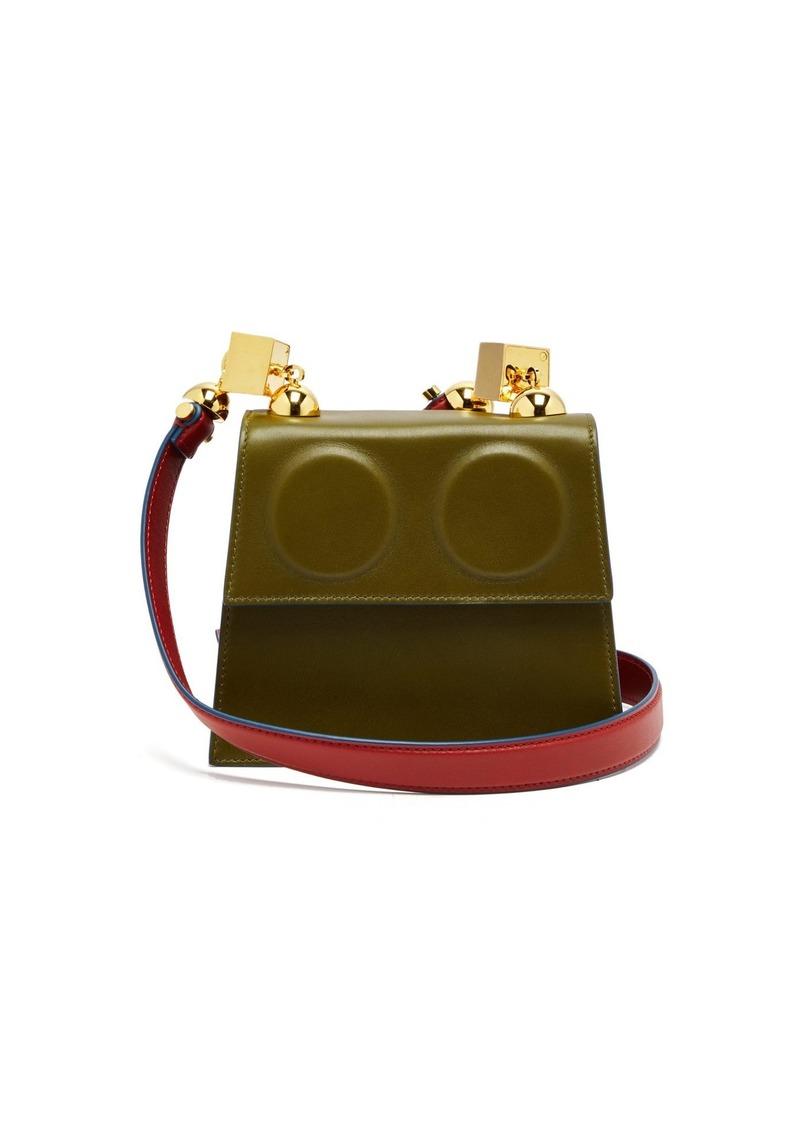 Marionette Body Leather Bag Marni Handbags Cross S6dwWx