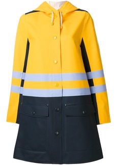 Marni Marni x Stutterheim rain coat - Yellow & Orange