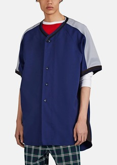 Marni Men's Oversized Baseball Shirt
