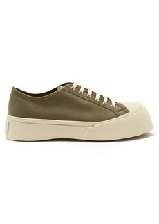 Marni Pablo chunky-sole leather trainers